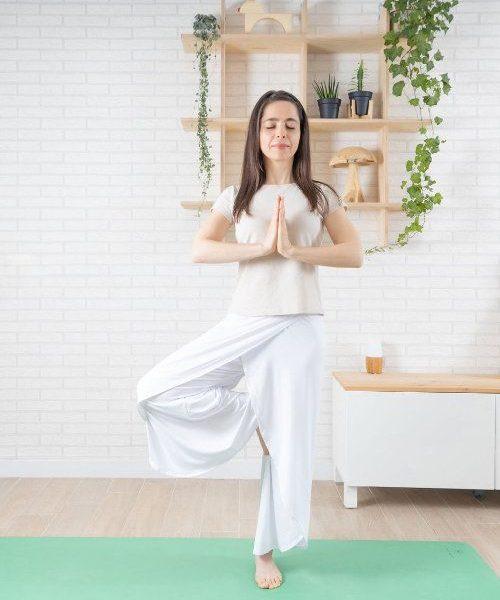 Yoga y aromaterapia
