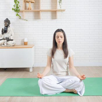 Yoga y meditación online para mamás